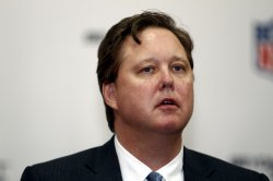 NASCAR CEO Brian France at All-Star Race in Concord, North Carolina