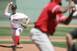 Los Angeles Angels vs Boston Red Sox