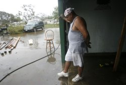 Hurricane Ike Affects Texas