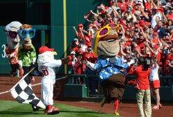 St. Louis Cardinals at Washington Nationals Game Three