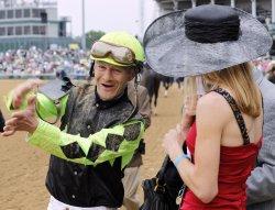 Jockey Borel Describes Race to Wife Lisa in Louisville