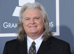 Ricky Skaggs arrives at the 53rd Grammy Awards in Los Angeles