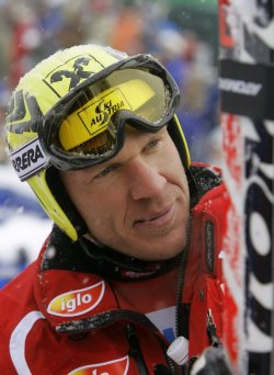 USA MEN'S ALPINE WORLD CUP SKIING GIANT SLALOM