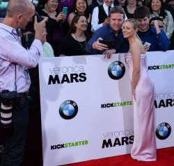 """Veronica Mars"" premiere held in Los Angeles"