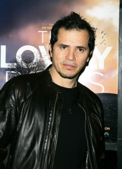 "John Leguizamo arrives for the screening of ""The Lovely Bones"" in New York"