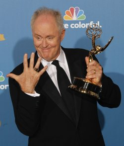 John Lithgow wins at the 62nd Primetime Emmy Awards in Los Angeles