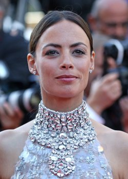 Berenice Bejo attends the Cannes Film Festival