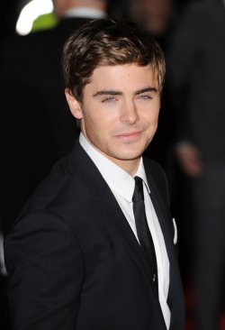 "Actor Zac Efron attends premiere of ""Me and Orson Welles"" in London"