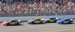 NASCAR NEXTEL CUP AARON'S 499