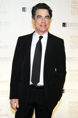 Peter Gallager arrives for the Ripple of Hope Gala in New York