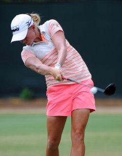 Round Two of the Women's U.S. Open at Pinehurst No. 2 in North Carolina