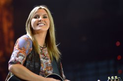Grace Potter Joins Kenny Chesney at Farm Aid in Hershey, PA