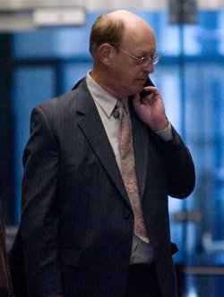 Former Media Mogul Conrad Black Sentenced in Chicago
