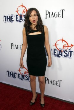 """Ellen Page attends """"The East"""" premiere in Los Angeles"""