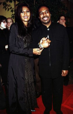 """Pam Grier, who stars in the motion picture thriller """"Jackie Brown"""""""
