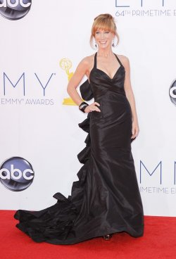 Kathy Griffin attends the 64th Primetime Emmy Awards in Los Angeles