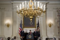 Obama Names Jewell to Interior Post at the White House