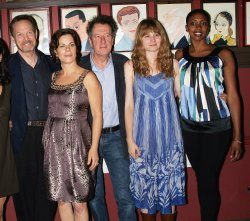 Drama Desk Luncheon Panel Discussion at Sardi's in New York
