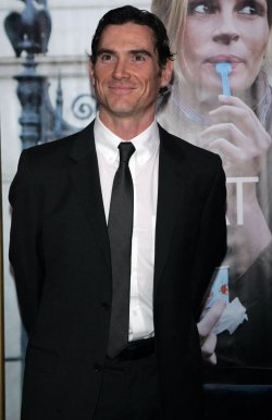 "Billy Crudup arrives for the premiere of ""Eat Pray Love"" in New York"
