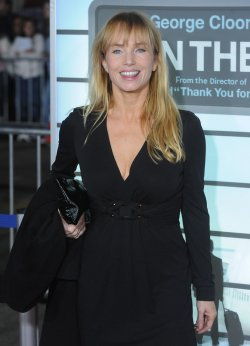 "Rebecca De Mornay attends the ""Up in the Air"" premiere in Los Angeles"