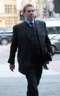 Clive Goodman charged with corruption at Westminster Magistrates Court.