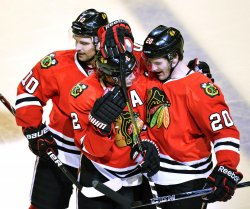 San Jose Sharks vs. Chicago Blackhawks