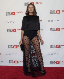 Olivia Culpo at the Annual Delete Blood Cancer DKMS Gala