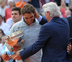 French Open tennis in Paris - finals