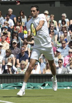 Day One Wimbledon Championships 2016
