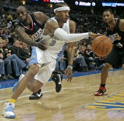 Philadelphia 76ers vs Denver Nuggets