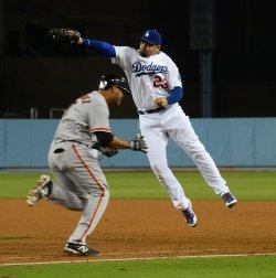 Los Angeles Dodgers vs. San Francisco Giants in Los Angeles