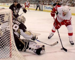 2009 NHL Stanley Cup Final Detroit Red Wings vs.Pittsburgh Penguins