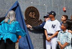 New York Yankees Mariano Rivera Day