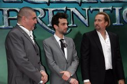 """Alfred Molina, Jay Baruchel and Nicolas Cage arrive at """"The Sorcerer's Apprentice"""" Premiere in New York"""