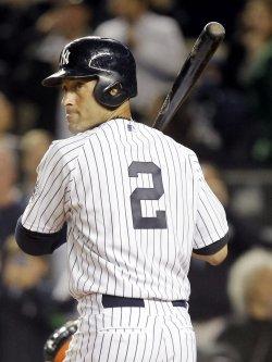 Derek Jeter's last series at Yankee Stadium