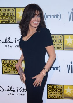 Marie Osmond attends the 3rd annual Critics' Choice Television Awards in Beverly Hills, California