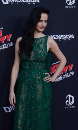 """""""Sin City"""" A Dame to Kill For"""" premiere held in Los Angeles"""