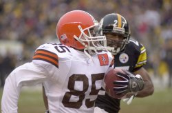Cleveland Browns at Pittsburgh Steelers Wildcard Game