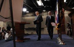 GOP, Democrats spar over payroll tax cut extensions in Washington