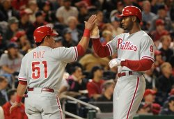 Philadelphia Phillies vs Washington Nationals