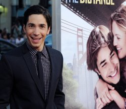 """Justin Long attends the """"Going the Distance"""" premiere in Los Angeles"""