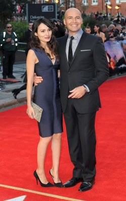 "Billy Zane attends the World Premiere of ""Titanic 3D"" in London"