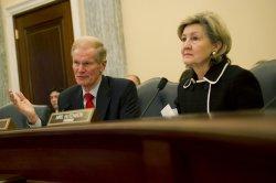 NASA Administrator Charles Bolden testifies in Washington, D.C.