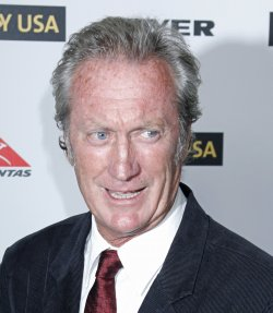 Bryan Brown arrives at the G'Day USA event in Hollywood