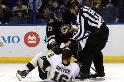 Pittsburgh Penguins vs St.Louis Blues hockey