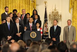 Pres. Obama makes remarks on reforming No Child Left Behind