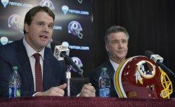 Washington Redskins name Jay Gruden new head coach