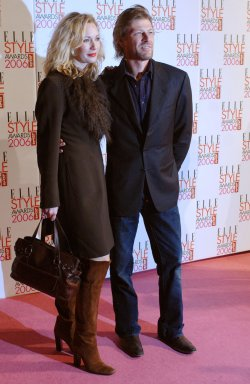 "ACTOR SEAN BEAN AT ""ELLE STYLE AWARDS"""