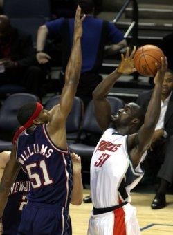 Charlotte Bobcats vs New Jersey Nets
