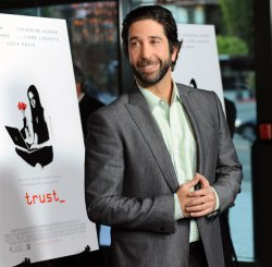 """David Schwimmer attends the premiere of """"Trust"""" in Los Angeles"""